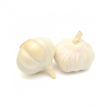 Australian White Garlic Up To 25mm Bulb Diameter - 5KG
